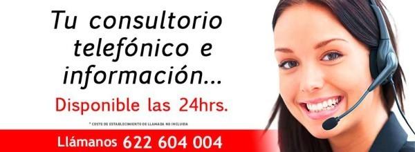 Consultorio telefónico de Centros Moure, ¿Dígame?